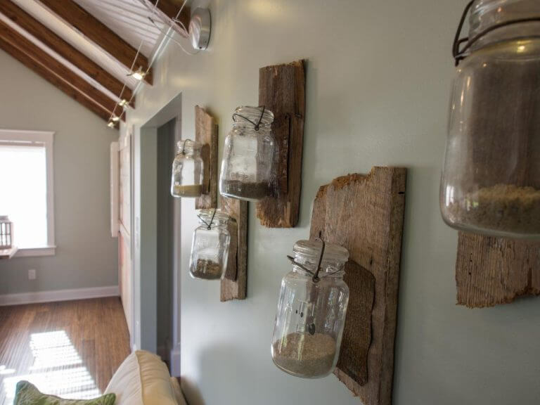 how to make wood look reclaimed and old