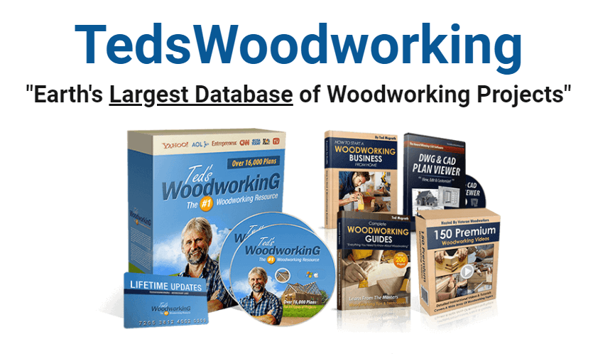 Our Real View Of Teds Woodworking Review