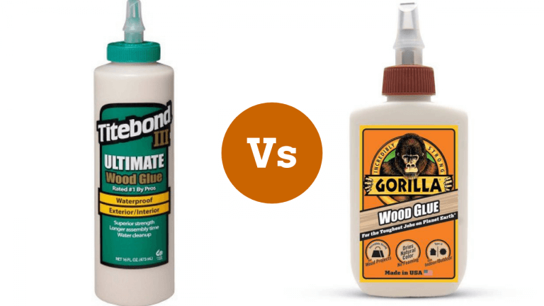 titebond vs gorilla wood glue