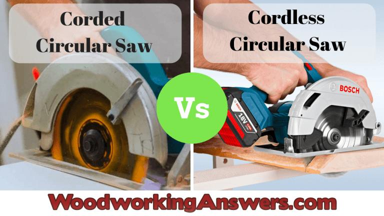 corded vs cordless circular saws